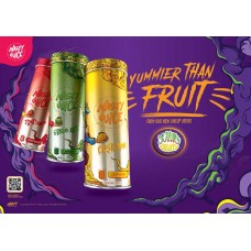 Yummy Fruity Manu For Stores