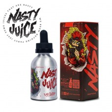 Double Fruity Bad Blood Low Mint 60mL