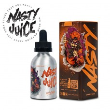 Double Fruity Devil Teeth Low Mint 60mL