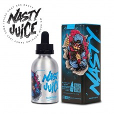 Double Fruity Slow Blow Low Mint 60mL